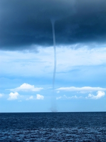Waterspout  Photo by DocCaliban