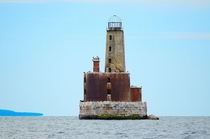 Waugoshance Lighthouse NW Michigan