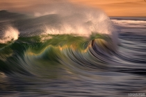 Waves near Stanford South Africa  photo by Hugh-Daniel Grobler