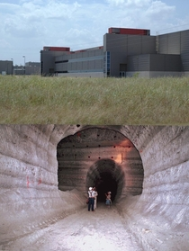 Waxahachie Texas - Abandoned billion Superconducting Supercollider Project With Miles of Abandoned Tunnels Underground - Abandoned