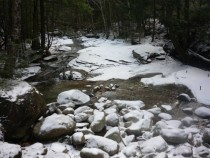 We Made Plans to go Hiking Last Night amp Woke up to Snow This Morning I Think it Greatly Improved the Trip