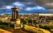 Welcome to Edinburgh my home town