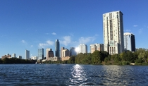 Welcoming Autumn in Austin Texas -