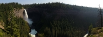 Wells Gray Provincial Park Clearwater BC Canada Sorry for phone quality