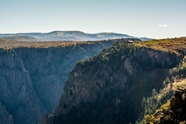 Went camping here with my brother last summer Black Canyon of the Gunnison National Park  OC