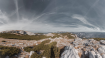 Went hiking in the Austrian Alps on the weekend and i had the opportunity to take this massive panorama at the summit The weather was so nice too