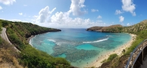 Went snorkeling here on our honeymoon Hanauma Bay in Hawaii