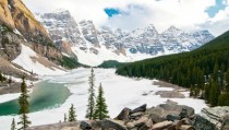 Went to this amazing place a year ago today Moraine Lake Alberta Canada