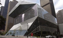 Were doing buildings now The Seattle central library