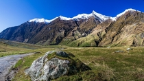 West Matukituki Track Mt Aspiring National Park New Zealand