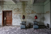Westborough State Hospital -