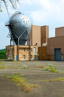 Westinghouse Atom Smasher facility just outside of Pittsburgh PA Demolished in   by Thomas Benya