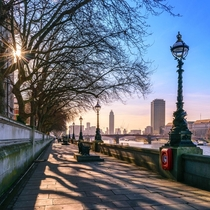 Westminster Embankment London