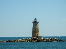 Whaleback Light - Kittery Maine