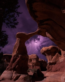 What are the geological odds for such formations Grand Staircase-Escalante National Monument Utah