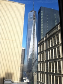 What I wake up to every morning The view from my window NYC
