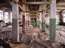 What is left of Remington Arms Bridgeport CT  OC
