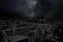 What Paris would look like without light pollution