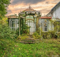 When Nature Takes Over  - A beautiful Magical greenhouse