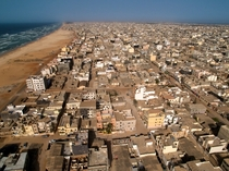 Where the City meets the Sea - Dakar Senegal