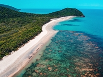 Where The Great Barrier Reef Touches The Rainforest  Daintree Rainforest Australia  x