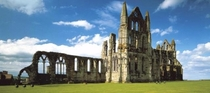 Whitby Abbey England