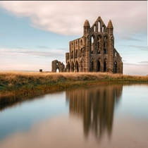 Whitby Abbey UK By Jacob Arnold