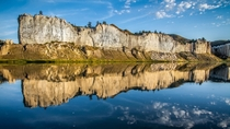 White Cliffs Missouri River Montana USA