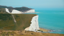 White cliffs - Seven Sisters - UK