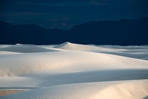 White Sands NM is one of the most otherworldly landscapes Ive ever seen