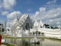 White Temple of Chiang Rai Thailand