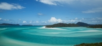 Whitehaven Beach Queensland  Australia
