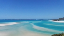 Whitehaven Beach - Whitsunday Islands Australia