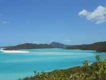 Whitsunday Islands National Park Australia