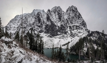 Who else is excited for the approaching cold season hiking Lake Serene WA