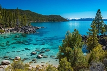 Who wants to take a late summer dip in the refreshing waters in Secret Cove Lake Tahoe CA