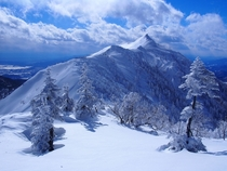 Why I love winter hikes Mt Hotaka Gunma Prefecture Japan