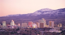 Why not both Biggest little city in the world Reno NV
