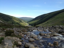 Wicklow Gap Wicklow Co Ireland Best picture I have ever taken on my iPhone