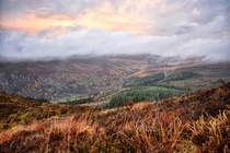 Wicklow Mountains Ireland x
