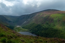Wicklow Mountains National Park Ireland