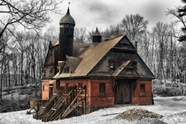 Wilderstein carriage and stable barn in Rhinbeck New York Photo by Robert Wirth