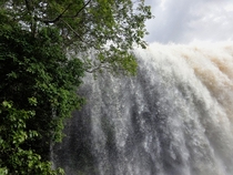 Will never forget the sound of Canaima Waterfalls