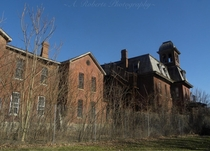 Willard Asylum for the Chronically Insane  Taken in Ovid NY