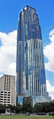 Williams Tower in Houston Texas