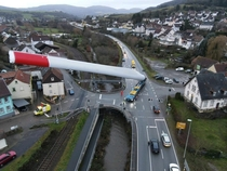 Wind turbine blade Germany