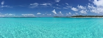 Windex Water  Fowl Cay Exuma