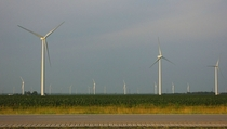 Windfarm in Indiana