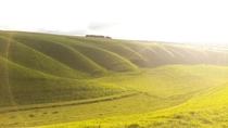 Windows XP Screensaver Lookalike near Uffington United Kingdom