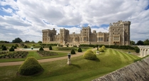 Windsor Castle - Official Residence of Queen Elizabeth II